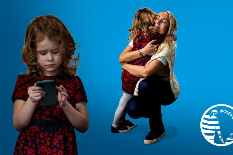 Ott Lepland ja Kristi Kallas kutsuvad lapsevanemaid üles lastega päriselt koos olema