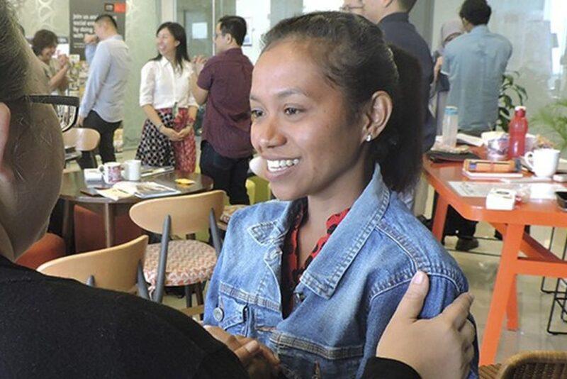 Sina saad ka aidata! The Body Shop aitab täita Brasiilia ja Indoneesia tüdrukute unistusi