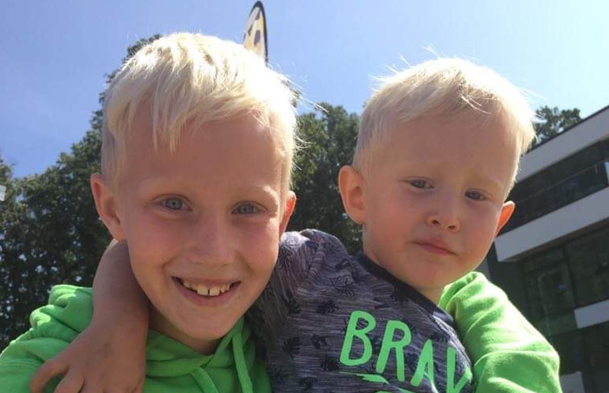 Dominic ja Mattias