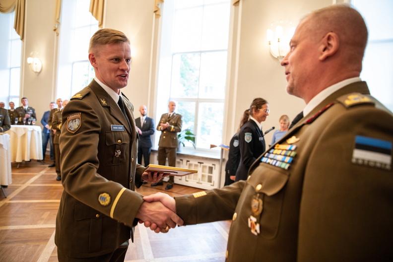 Kaitsevägi tunnustas Foto n-srs Valner Väino