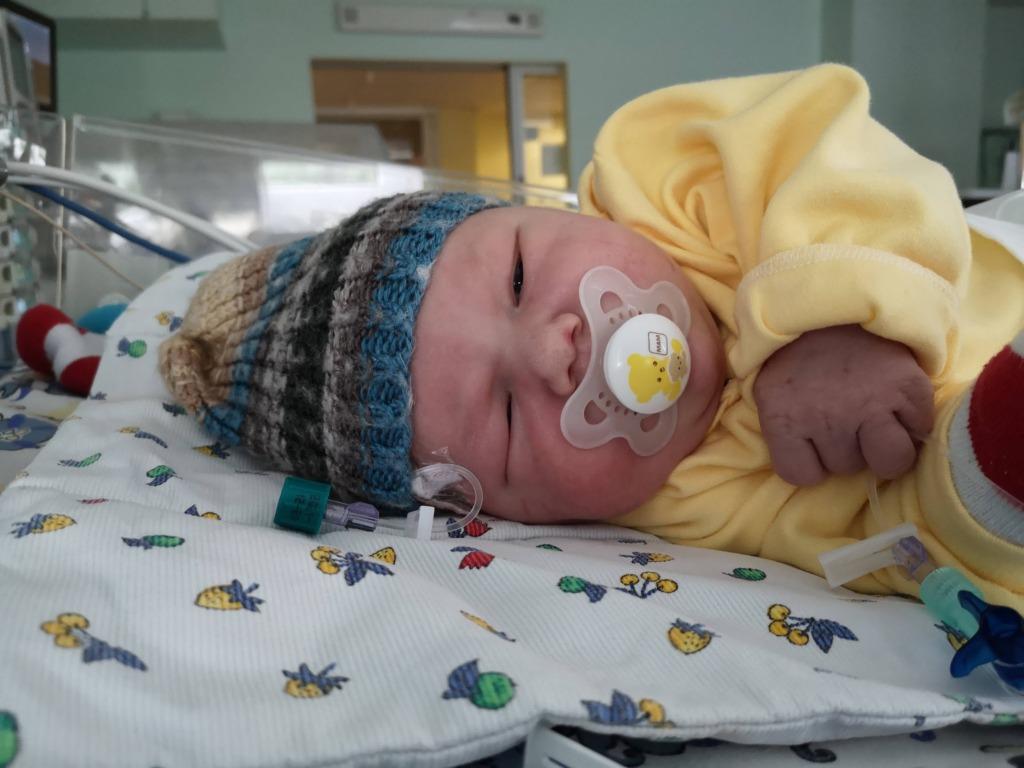 PALUN AITAME ÜHESKOOS I Vaid 5 päeva vanune pisike Brianna vajab kiiresti elupäästvat südameoperatsiooni