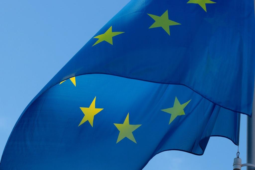 Euroopaliidu lipp.Pixabay