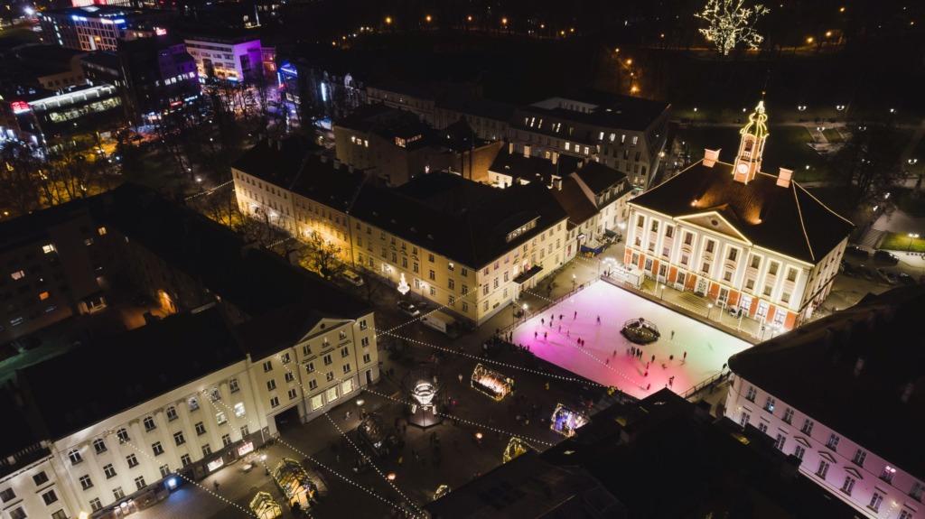 Tartus tänavu uusaastaöö ilutulestikku ei toimu! Raha annetatakse Eesti Toidupangale