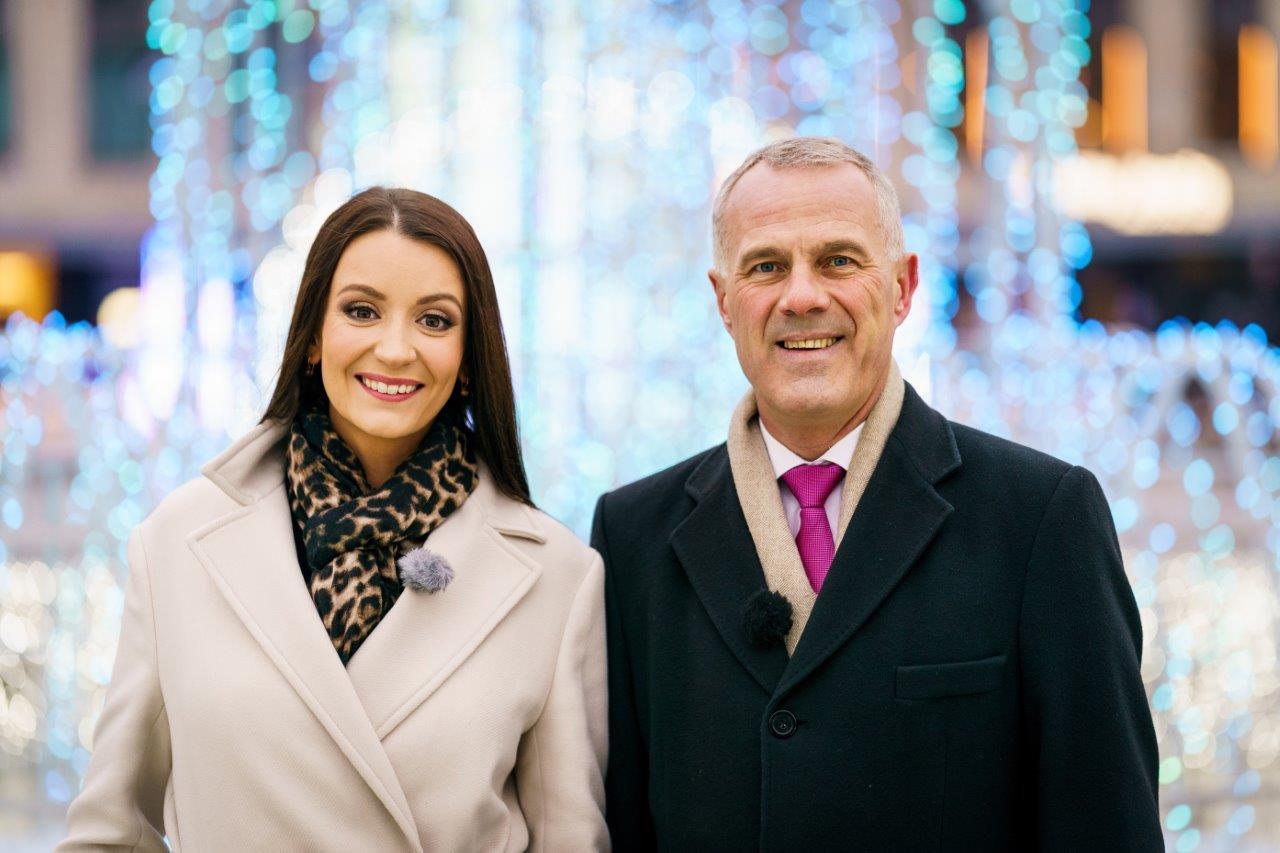 Ingrid Teesalu ja Mart Mardisalu_Eestimaa uhkus 2021 saatejuhid