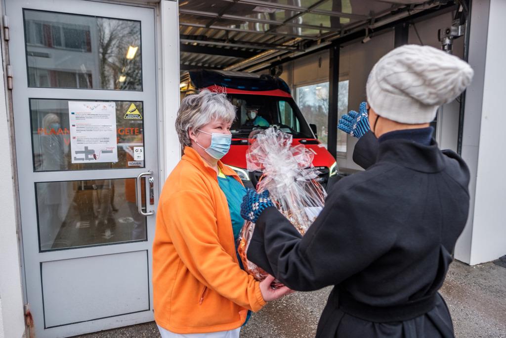 Kersti Kaljulaid 24.12.20