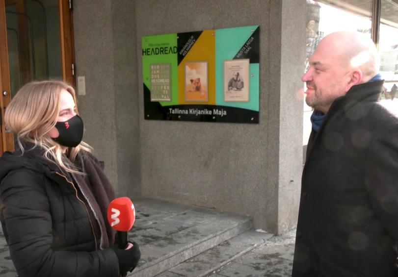 TV3.Estonia teatris täidetakse Jaan Krossi suur unistus